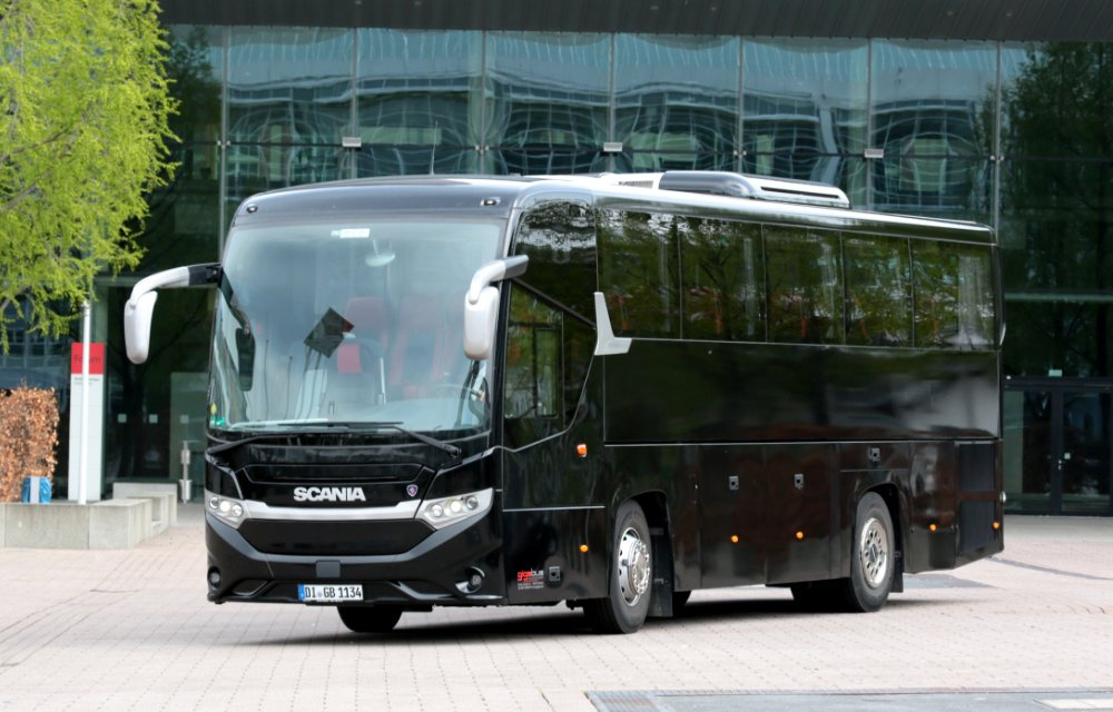 Midi Reisebus
