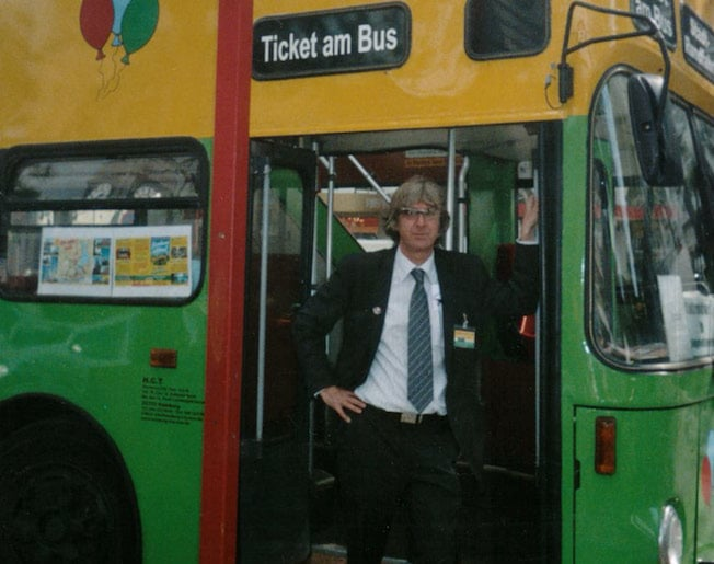 Andre Schlatermund Bus