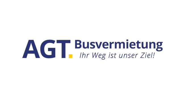 Logo AGT Busvermietung