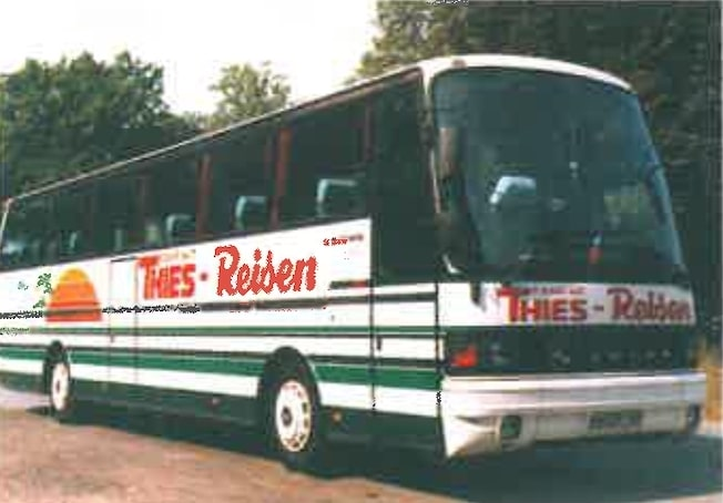 Thies Reisen Bus